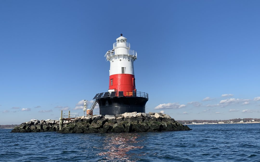 Greens Ledge Light House